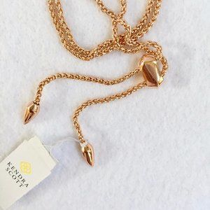 Kendra Scott Jewelry - Kendra Scott Kingston Necklace In Ivory Pearl
